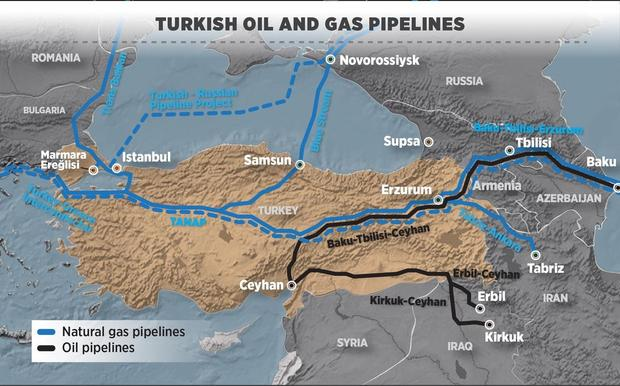 Q&A: The Baku-Tbilisi-Ceyhan pipeline