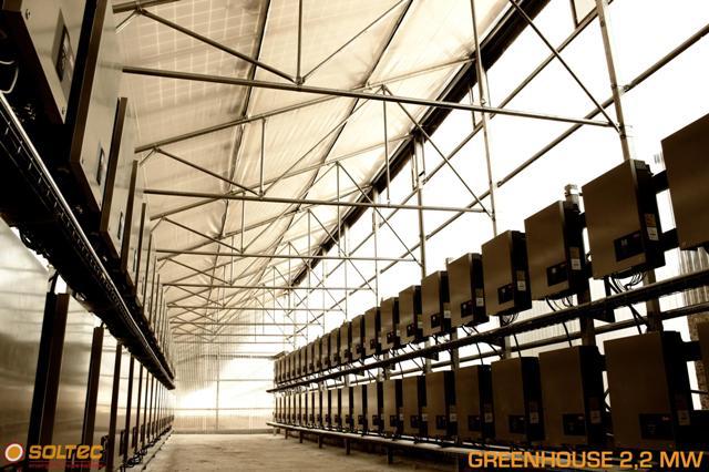 Soltec realizza in spagna un grande impianto fotovoltaico - Soltec murcia ...