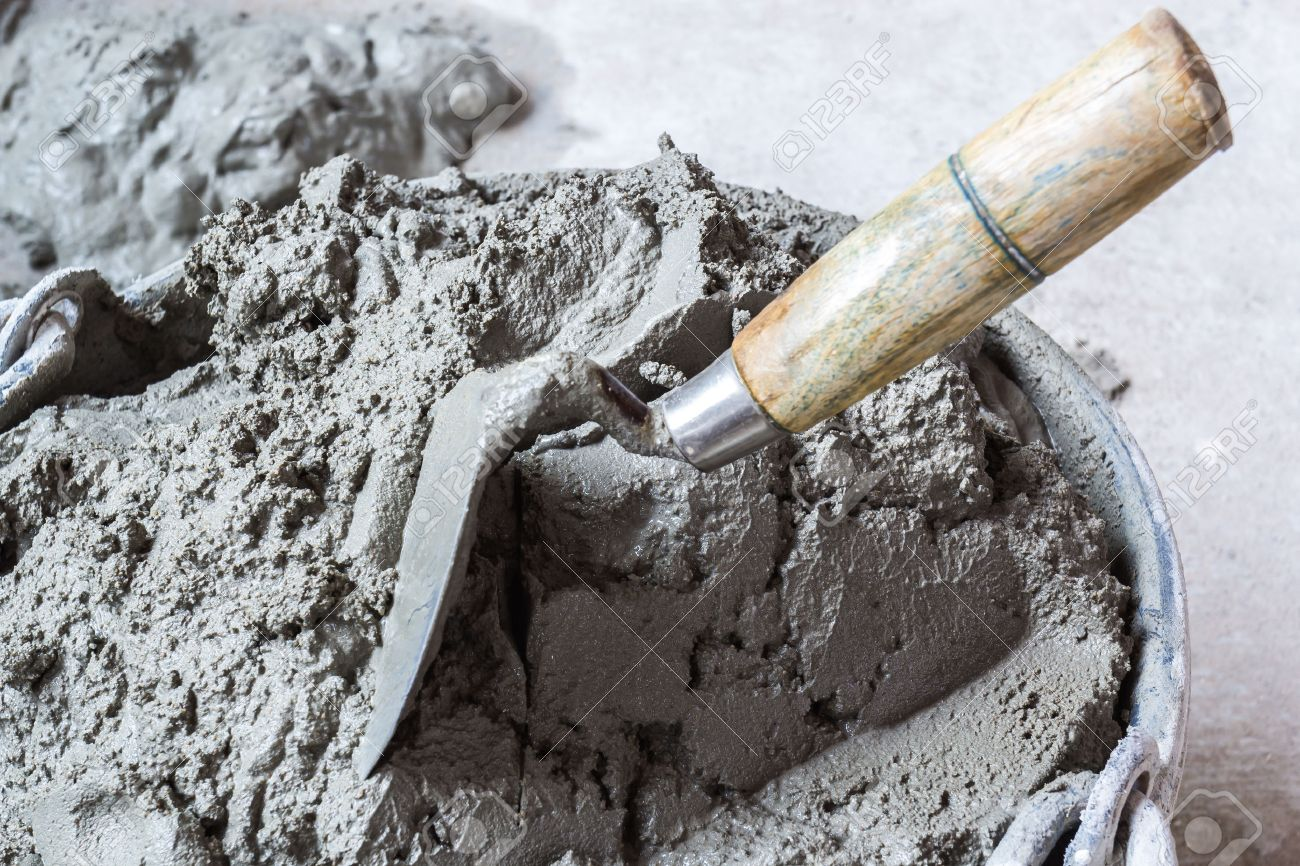 Isolamento termico da enea un brevetto per cemento for Mezcla de hormigon