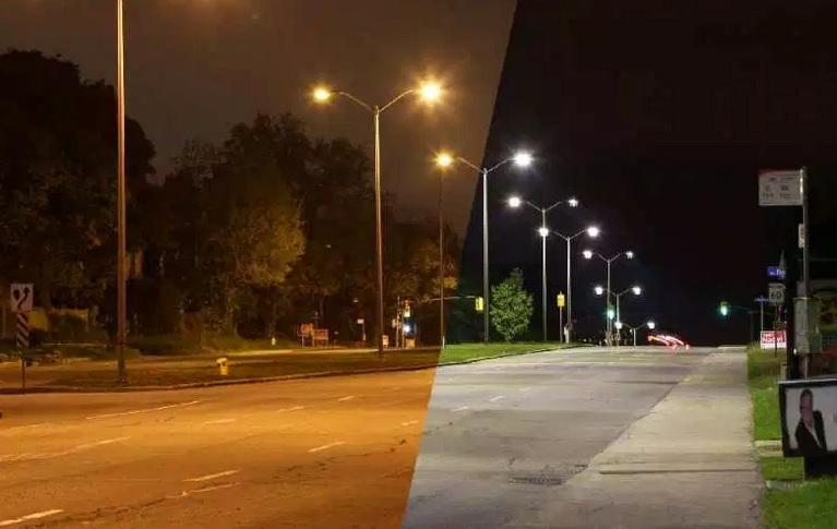 Led in uno studio le linee guida per l 39 illuminazione for Illuminazione a led