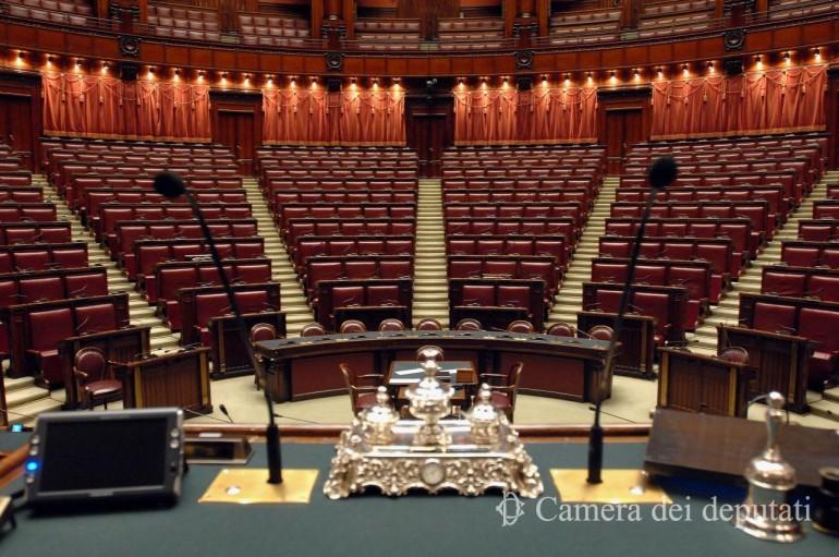 Efficienza in parlamento il decreto con le integrazioni for Parlamento rome