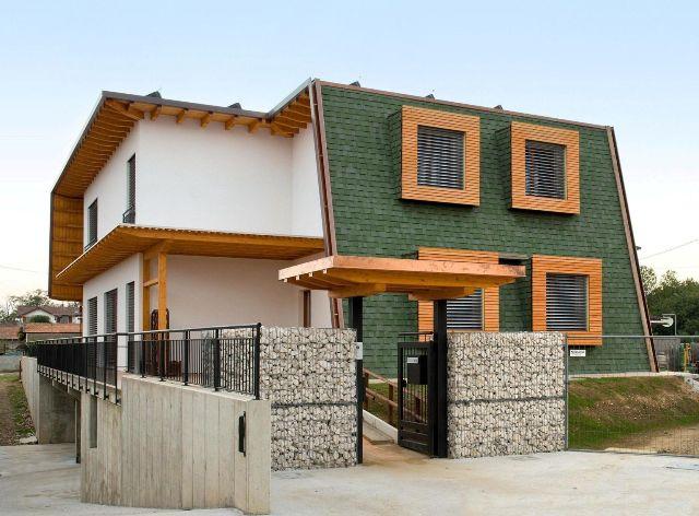 Blm domus la prima casa passiva in legno classe oro plus - Casa passiva milano ...