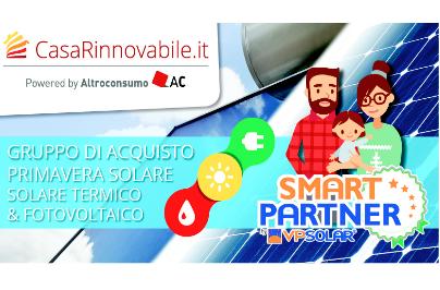 Gruppi d 39 acquisto altroconsumo sceglie la rete smart - Altroconsumo fotovoltaico ...