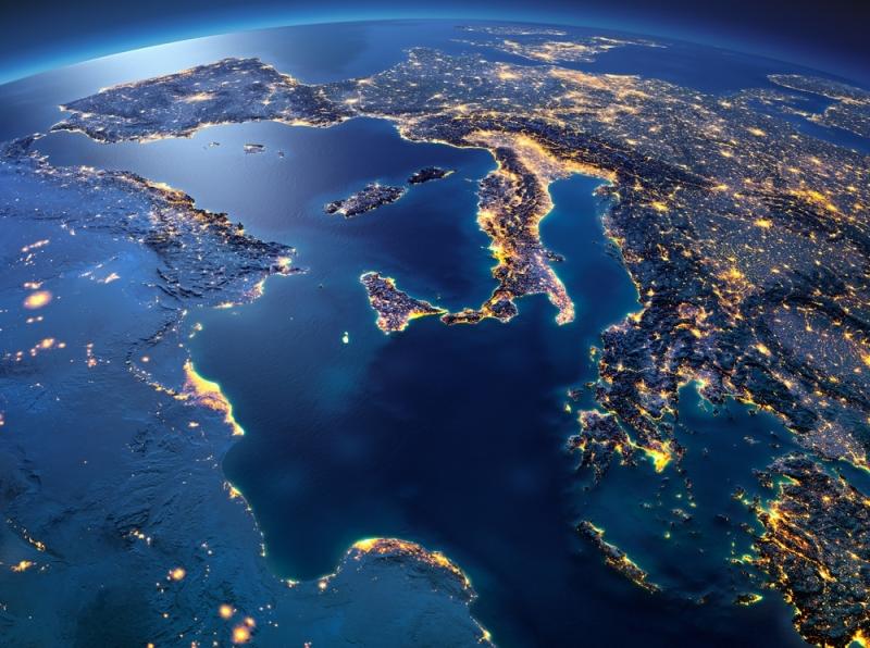 Il clima che cambia far grossi danni nell 39 area - Regioni italiane non bagnate dal mare ...