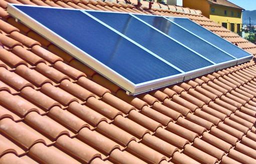 La buona manutenzione di un impianto solare termico for Pannelli termici