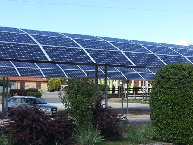 L energia solare da condividere anche senza un tetto for Progetti di costruzione domestica