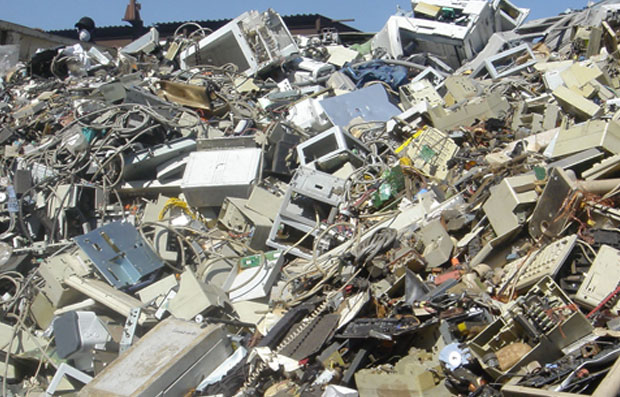 essays on recycling waste