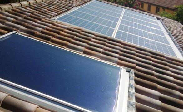 Pannello Solare Termico O Pompa Di Calore : L obiettivo della casa a emissioni zero due opzioni