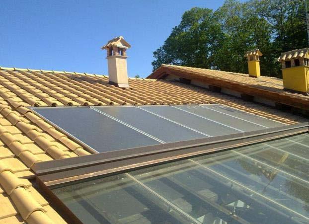 Riscaldare casa con il solare qualche consiglio utile - Riscaldare casa ...